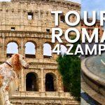 Tour Roma a 4 zampe: una esperienza unica da vivere con il tuo cane