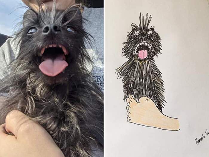 horrible-portraits-of-animals-for-charity