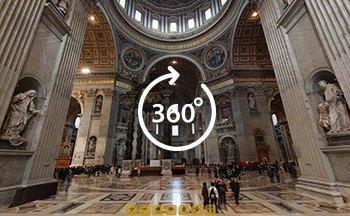 saint-peter-basilica-rome-vatican-with-a-dog-virtual-altar