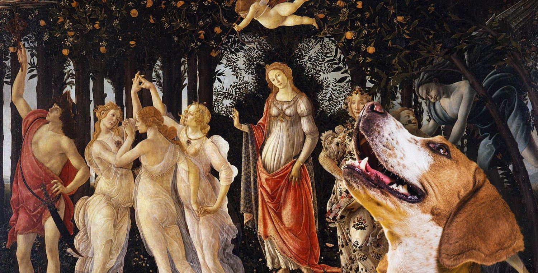 uffizi-gallery-florence-with-a-dog-ticket-dog-sitter